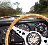E Type dashboard view